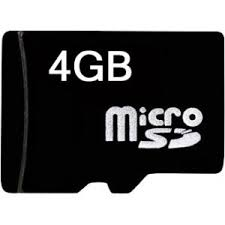 Thẻ Nhớ 4Gb